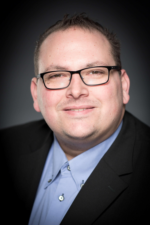Geschäftsführer Jan Gieselmann
