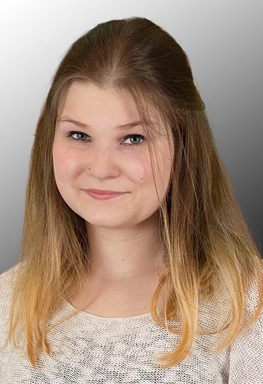 Versicherungskauffrau Jennifer Grimberger