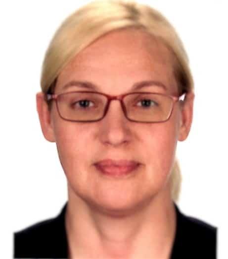 Versicherungskauffrau Simone Wollgast