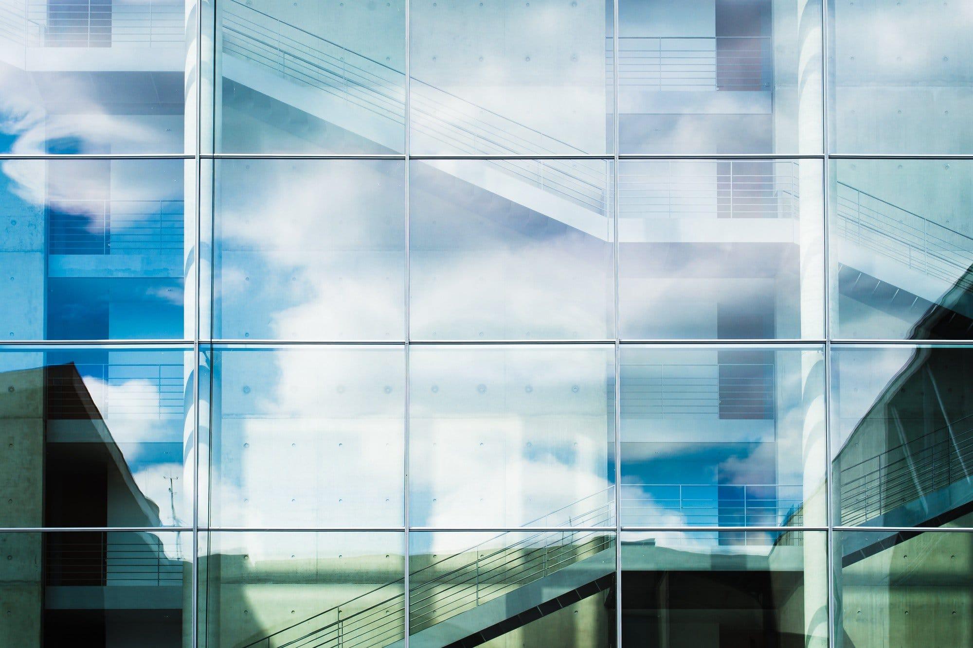 Gewerbliche Glasversicherung