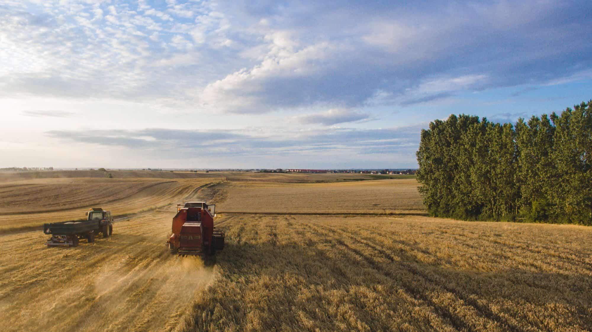 Flottenversicherung Landwirtschaft