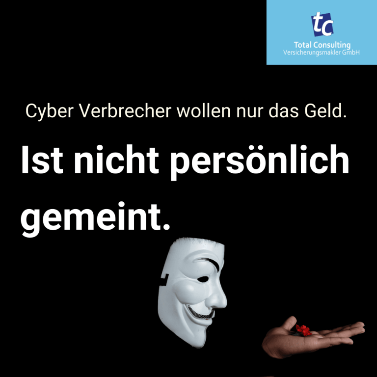 Cyberangriffe – Ist nicht persönlich gemeint