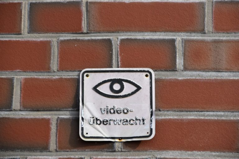 Internet-Sicherheit: Panne bei Überwachungsaufnahmen